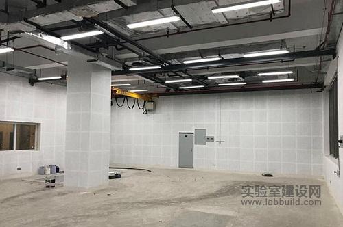 实验室供电系统施工